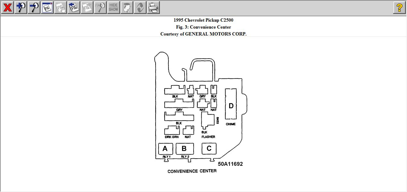 97 Chevy Cheyenne Radio Wiring Diagram 97 Chevy Stereo