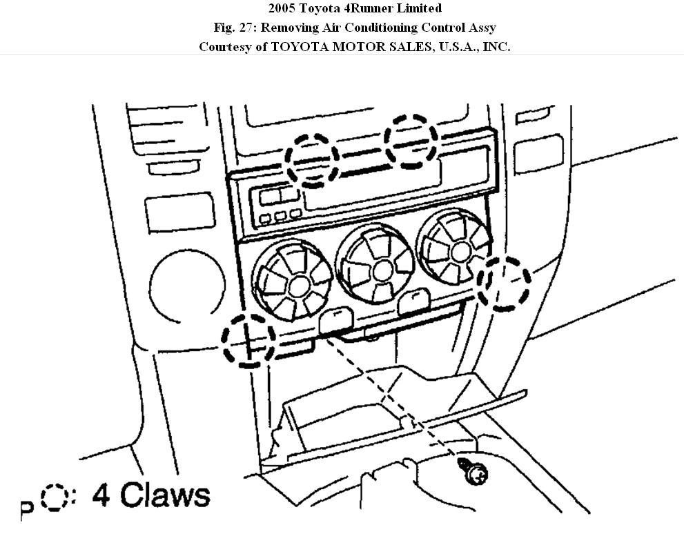 Instrument Cluster Ledningsdiagram Click To Enlarge