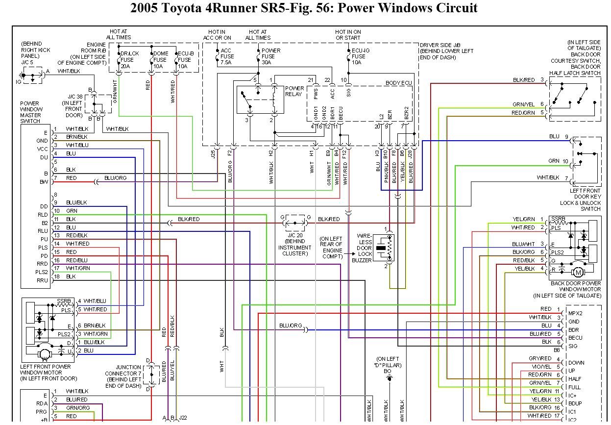 89 toyota truck wiring diagrams ef thermo fan diagram 94 t100 fuse box bed elsavadorla