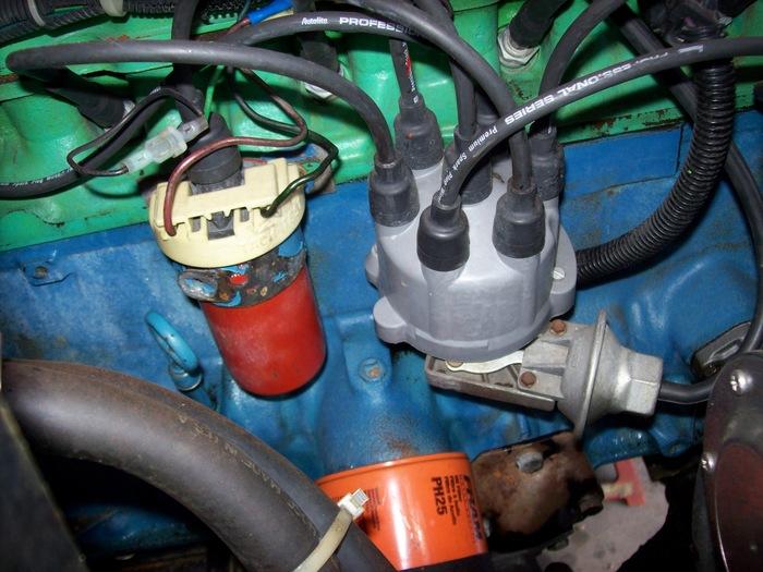 Ac Plug Wiring Diagram Ignition I Have A 232 Six Prestolite Ignition System I