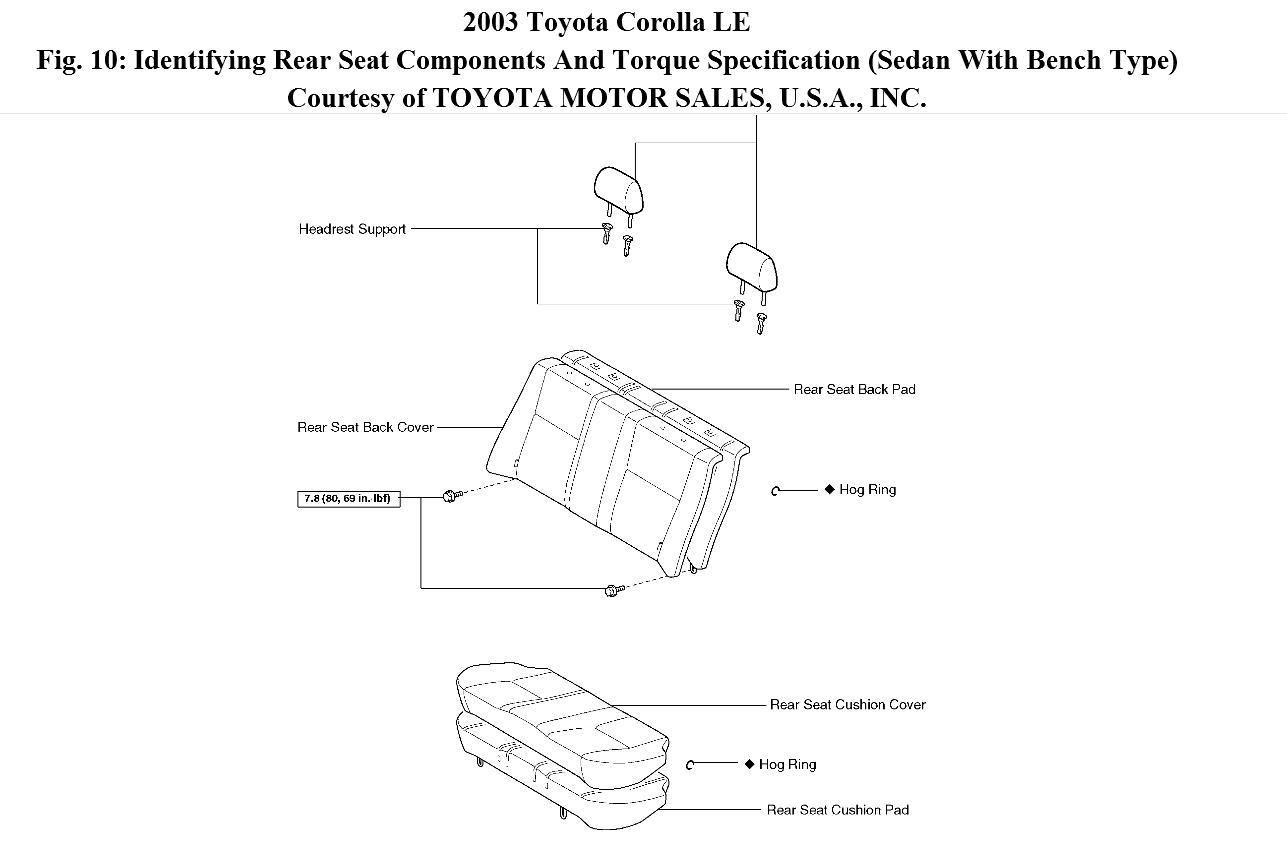 toyota corolla parts diagram ge oven schematic 2004 manual
