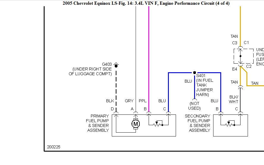 2005 Chevy Wiring Diagram