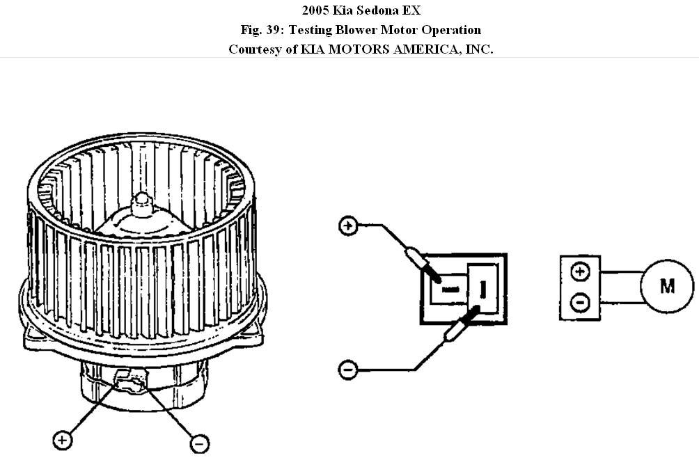 Rear Heater: the Rear Heater Doesn't Work for My 05 Kia