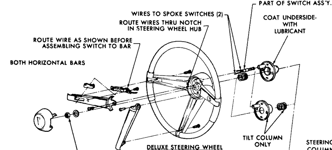 Steering Column Diagram: Just Rebuilt My Steering Column
