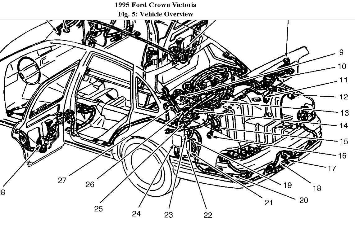 [DIAGRAM] 94 Crown Vic Fuse Diagram FULL Version HD
