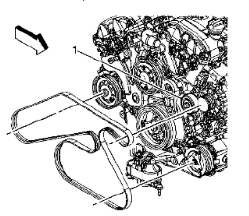 How Can I Get a Diagram for the Serpentine Belt on My 2009