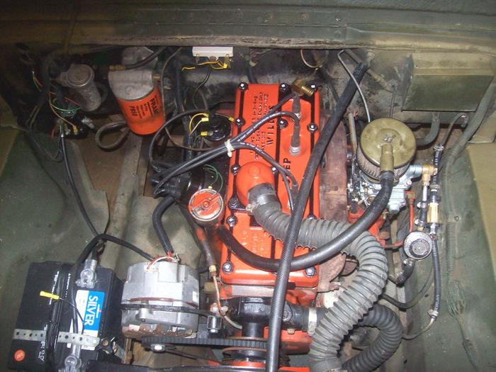 For A Cj 7 Wiring Diagram My 1984 Jeep Cj7 4cyl 5 Spd Trys To Stall When I Turn