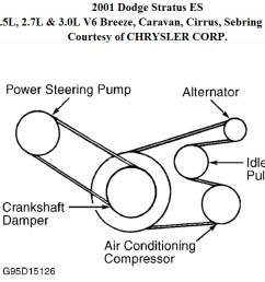 car belt diagrams timing belt diagram for dodge stratus wiring pump relay toyota sienna likewise dodge stratus timing belt diagram [ 1457 x 594 Pixel ]