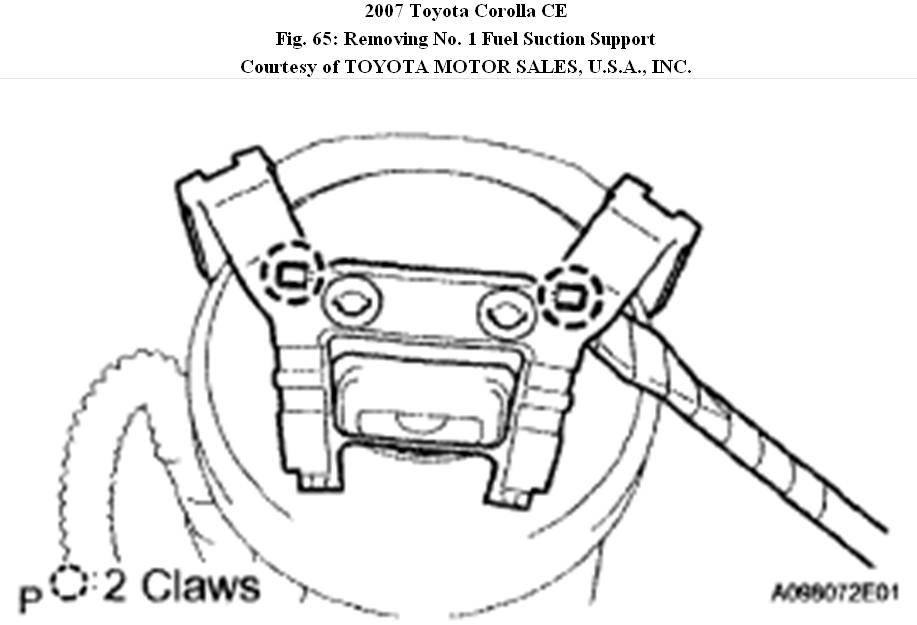 Fuel Pump Replacement Instructions Please?: I Need to Find