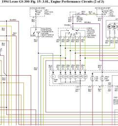 lexus lights wiring diagram [ 1263 x 871 Pixel ]
