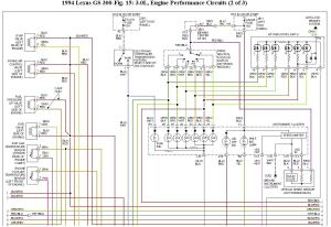 Need to Know the Wiring Diagram on the Fuel Pump