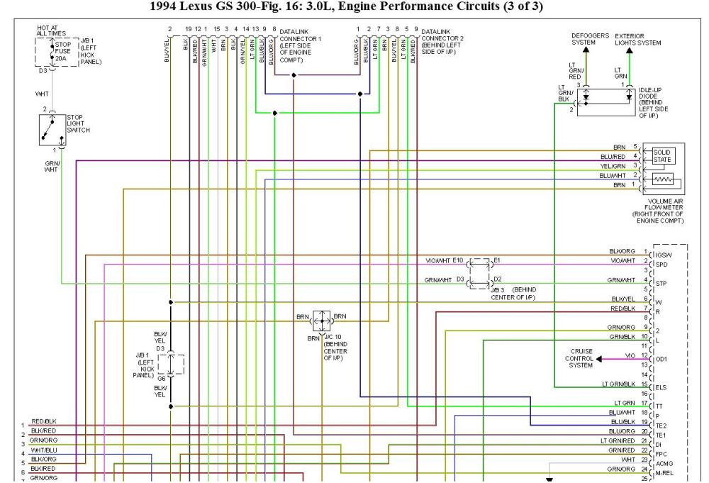 medium resolution of need to know the wiring diagram on the fuel pump thumb