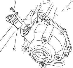 Speed Sensor: How Do I Replace Speed Sensor for a Pontiac
