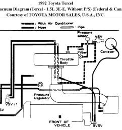 Toyotum Tercel Engine Diagram - isuzu axiom engine head wiring ... on