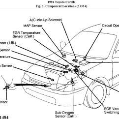 1994 Toyota Camry Engine Diagram Lenel 1320 Wiring Sensors Auto