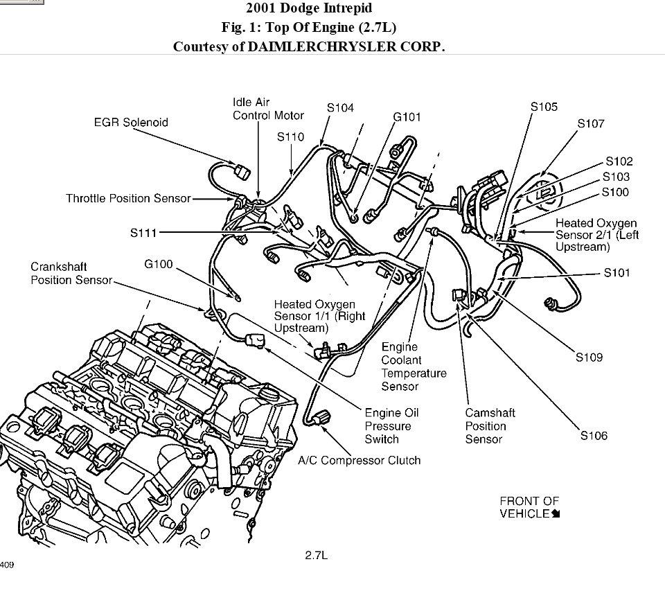 dodge 5 2 engine vacuum diagram