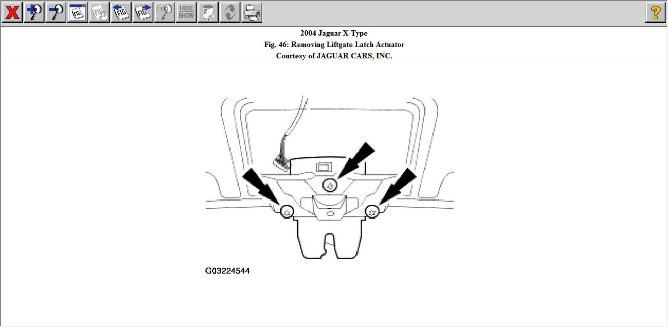 2003 X Type Fuse Box Diagram Faq Jaguar Forums Jaguar S