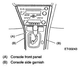 How Do You Remove Radio From 2008 Subaru Legacy
