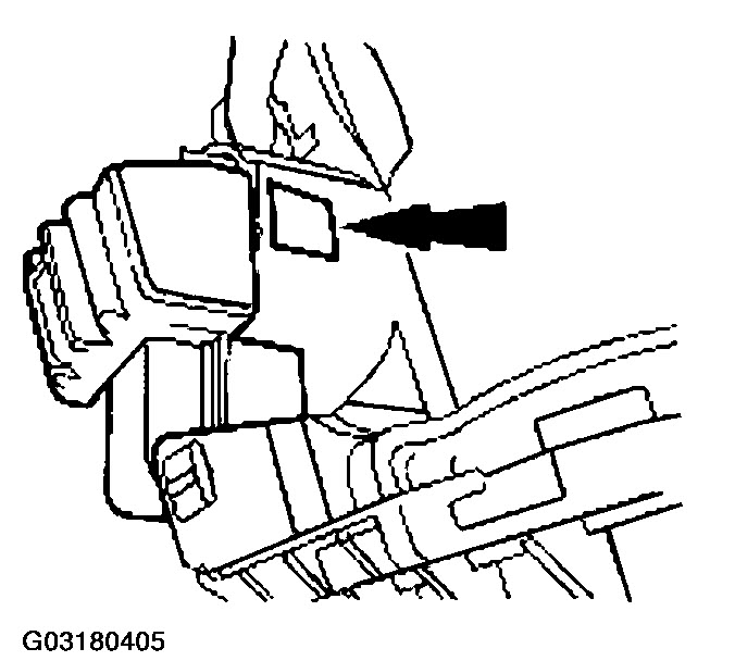 2008 Sport Trac Fuel Filter