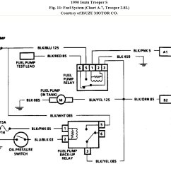Isuzu Npr Wiring Diagram Fuel Pump For Jackson Guitar Trooper Injector