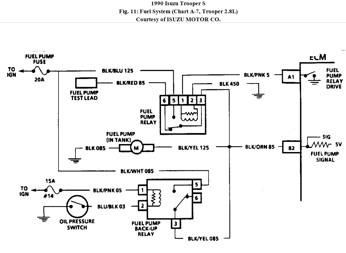 hight resolution of can you email me a diagram for the entire injector harness 1990 isuzu pickup radio wiring diagram 1990 isuzu npr wiring diagram