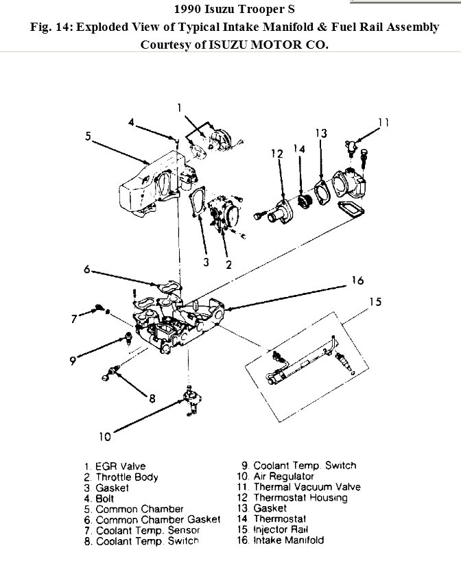 Can You Email Me a Diagram for the Entire Injector Harness?