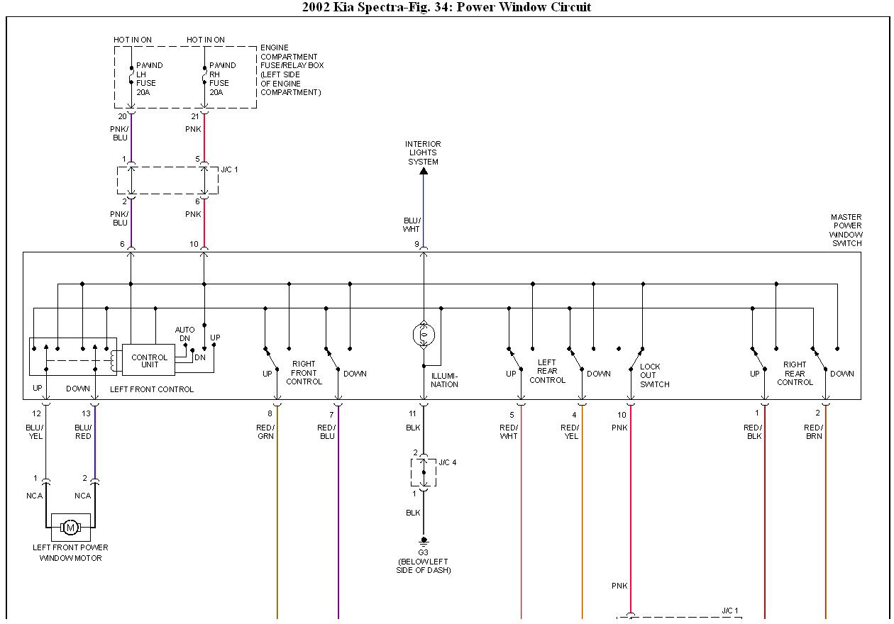 hight resolution of 02 kia spectra fuse box diagram