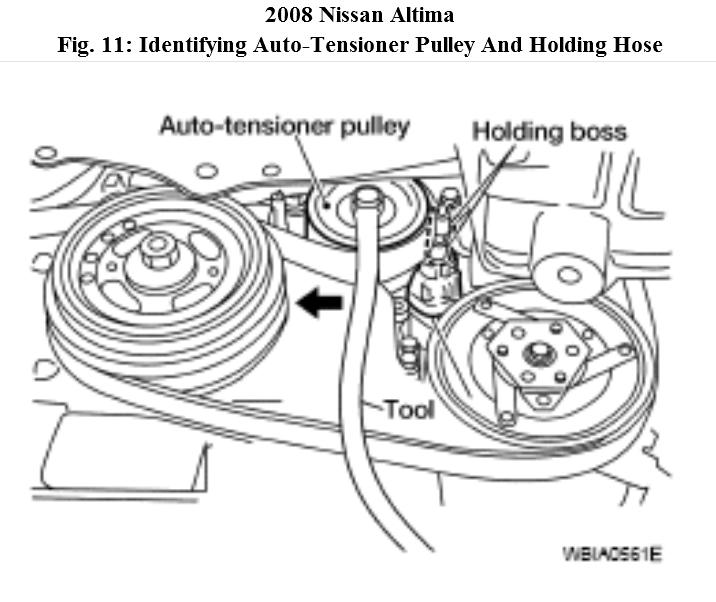 2008 Nissan Altima Alternator ~ Perfect Nissan