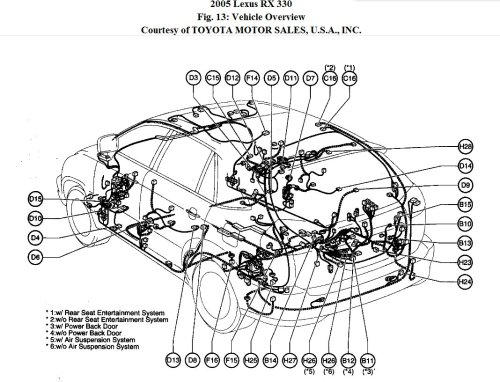 small resolution of 2004 lexus rx330 light diagram lexus auto parts catalog and diagram 2003 lexus es 300 air