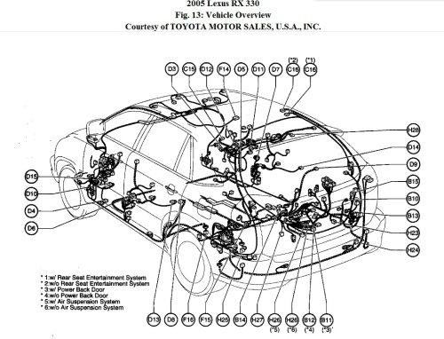 small resolution of 2004 lexus rx330 light diagram lexus auto parts catalog and diagram 2003 lexus es 300 air 2006 lexus rx330 fuse box