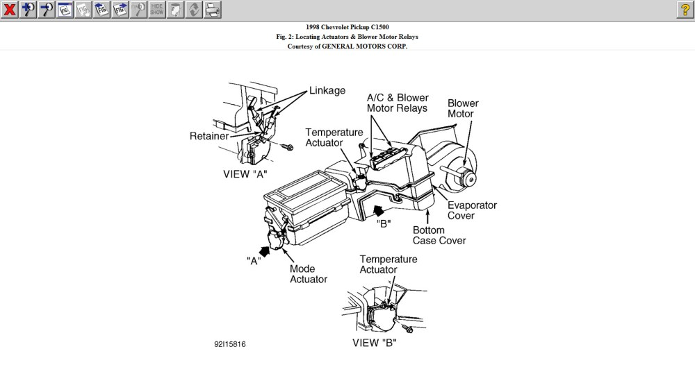 medium resolution of diagram besides blend door actuator location on dodge ram blower vw wiring harness diagram besides 2000 chrysler town and country fan