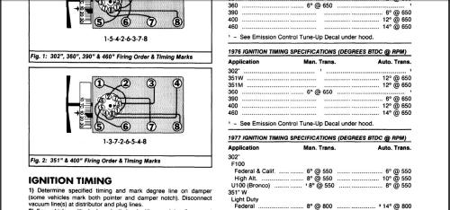 small resolution of 1978 ford 351 engine diagram wiring library1978 ford 351 engine diagram