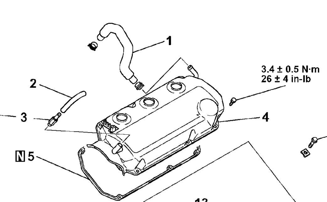 Valve Cover Gaskets: I Am Currently Having the Valve Cover