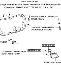 2007 lexus es 350 light bulb replacement i need to replace the thumb 2007 lexus es 350 engine diagram  [ 1454 x 840 Pixel ]