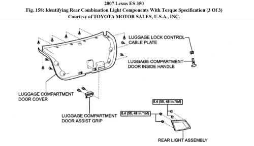 small resolution of 2007 lexus es 350 light bulb replacement i need to replace the thumb 2007 lexus es 350 engine diagram