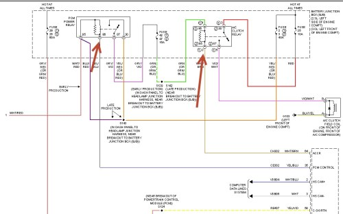 small resolution of a c compressor wont turn on a c quit working some time ago and i rh 2carpros com a c compressor relay diagram air conditioner compressor wiring diagram