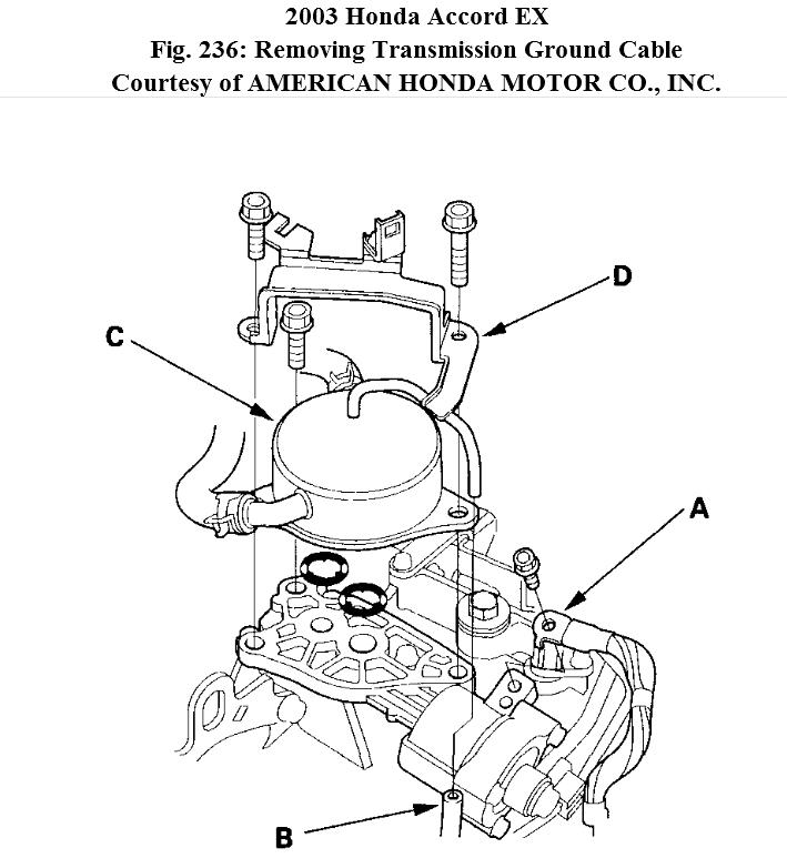 Honda Accord Engine Diagram Diagrams Parts Layouts. Honda