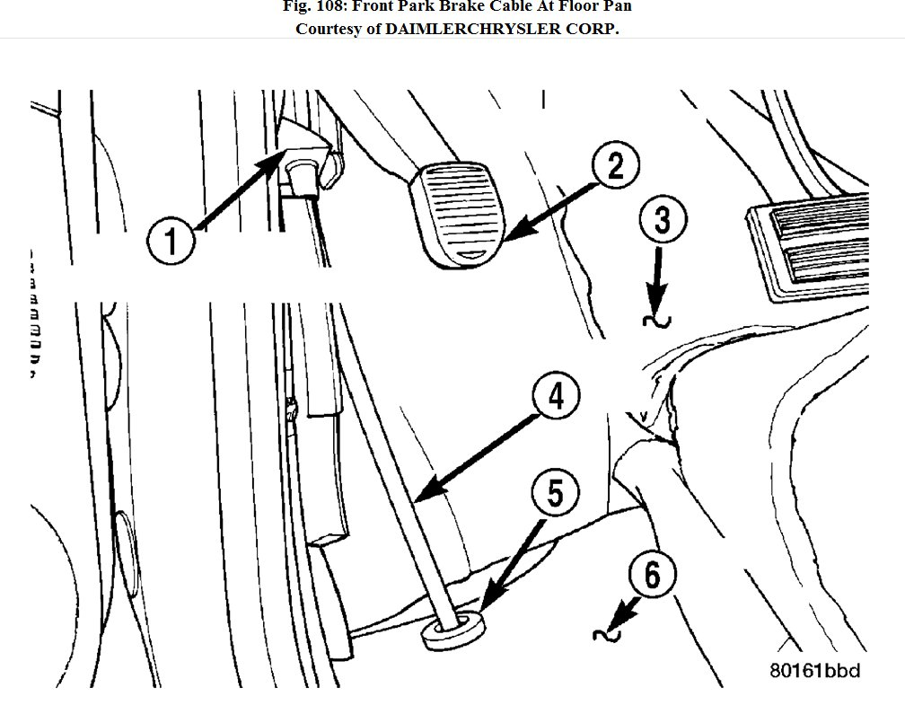 [How To Replace Front Parking Brake Cable 2005 Aston
