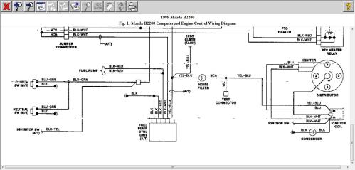 small resolution of 91 rx7 wiring diagram data schematics wiring diagram u2022 rh xrkarting com 1992 mazda 626 wiring