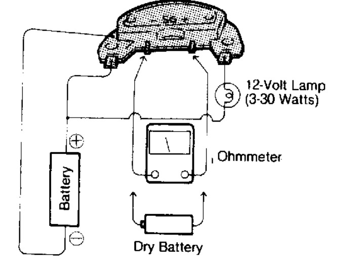 1985 Chrysler New Yorker Coil Wiring Diagram: 1985