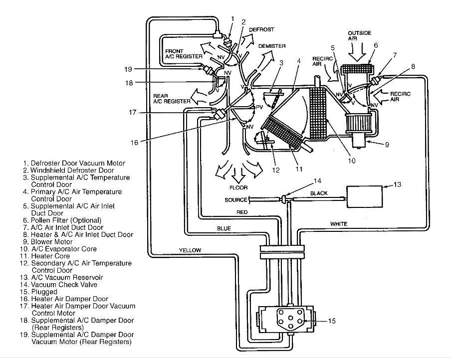 Ford A C Pressor Ac Pressure Switch Location 2004, Ford