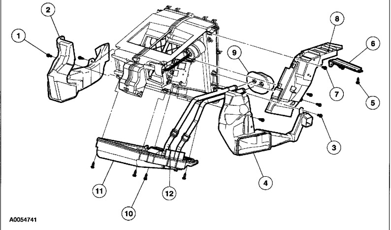 2002 Taurus Radio Wiring Diagram