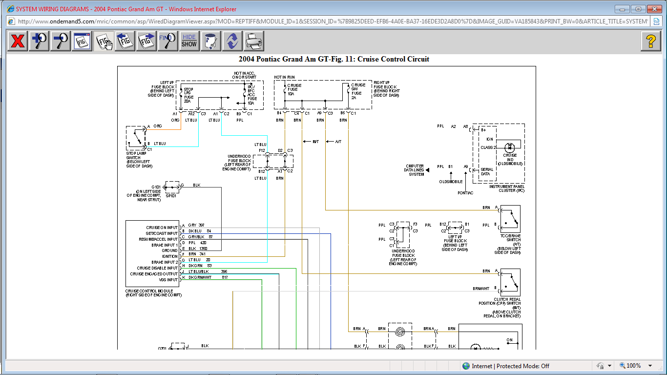 hight resolution of pontiac cruise control diagram wiring diagram today pontiac cruise control diagram