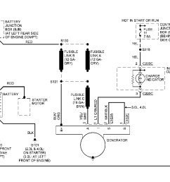 03 ford ranger alternator wiring diagram wiring diagrams long 03 ford ranger alternator wiring diagram [ 1113 x 869 Pixel ]