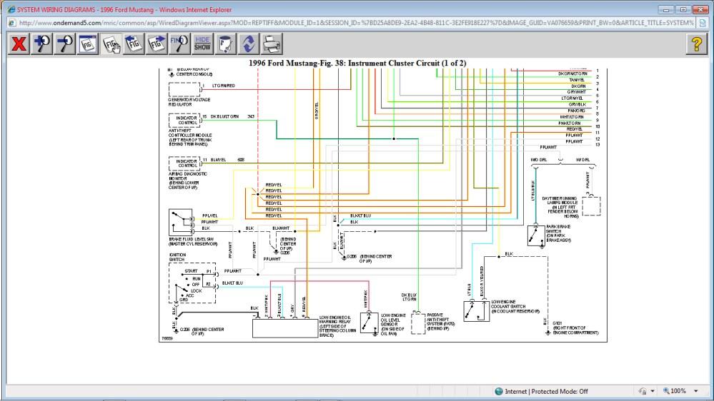 medium resolution of alarm wiring diagram for 1997 mustang wiring library 1997 f53 wiring diagram alarm wiring diagram for