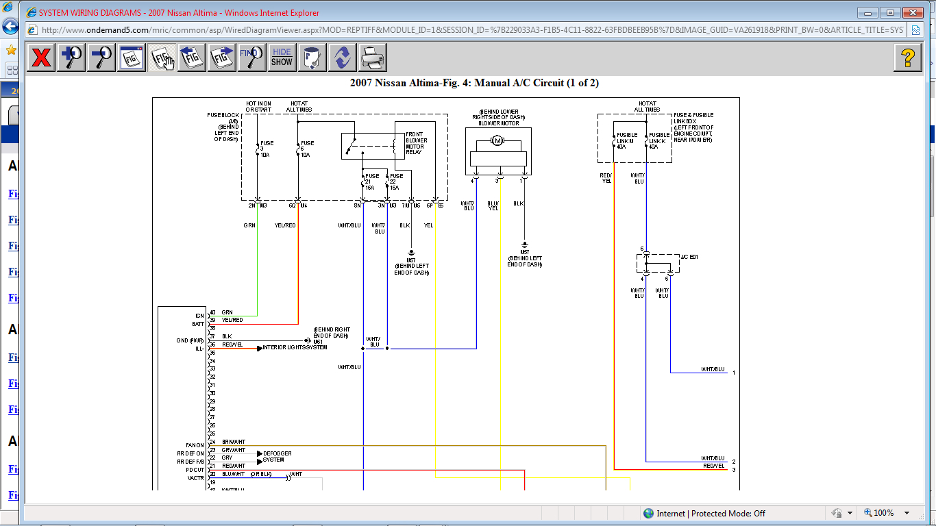 Ac Fan Switch Wiring Diagram Heater Not Working The Fan Switch Control For The Ac