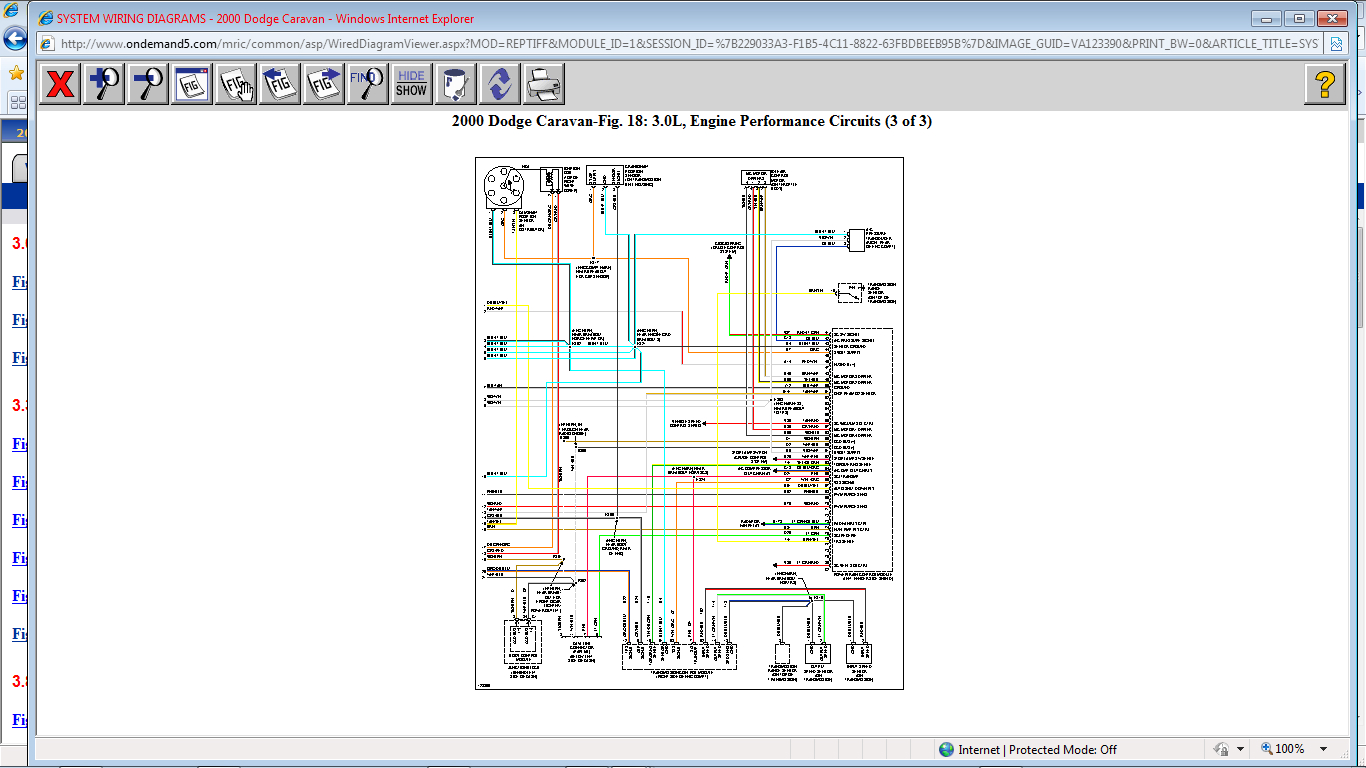 hight resolution of 2000 dodge caravan 3 0l wiring diagram