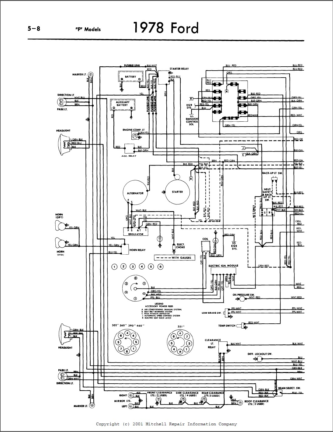1978 Ford Dual Tank Diagram: I Need to Know How to Redo