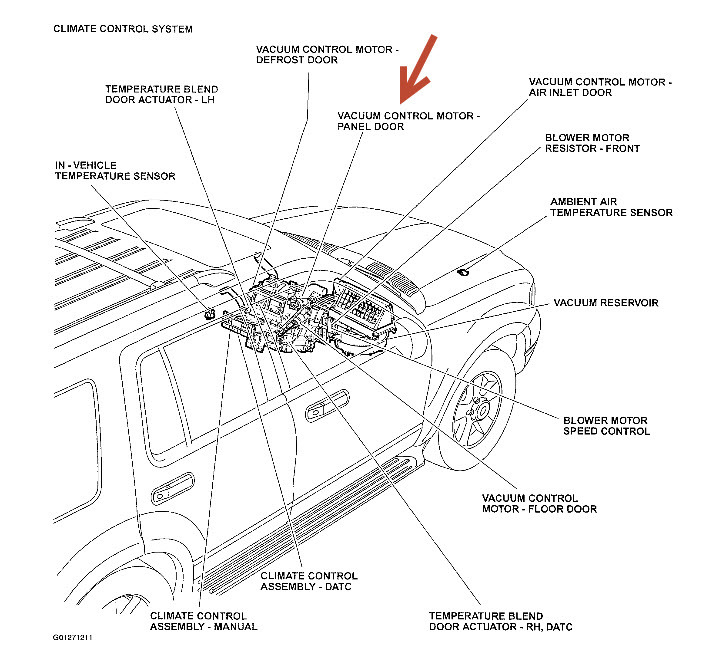 2003 Ford Explorer Rear Air Not Working: Ok My Ford Is