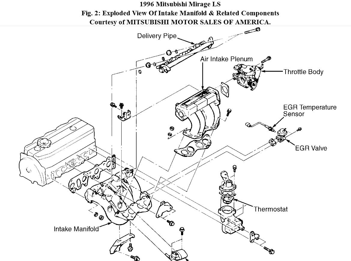 medium resolution of mitsubishi mirage engine diagram and sensor located  wiring library audi s6 engine diagram